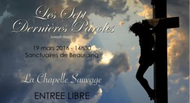 Concert à Beauraing : Les Sept Dernières Paroles