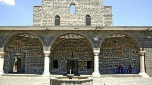 Kurdistan-Eglise-syriaque-orthodoxe-Sainte-Marie-de-Diyarbakir-Photo-Kurdistannews