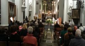 Communiqué : Prière présidée par l'évêque de Liège suite aux attentats du 22 mars 2016