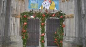 Saint-Hubert au rythme de l'Année de la miséricorde
