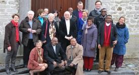 L'Unité pastorale de Grez envoyée en mission