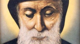 «24 heures pour le Seigneur» avec les reliques de saint Charbel