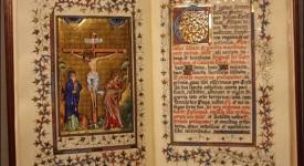L'enluminure à Maredret, entre tradition et actualités
