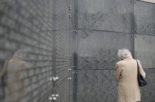 Mémoire des juifs déportés