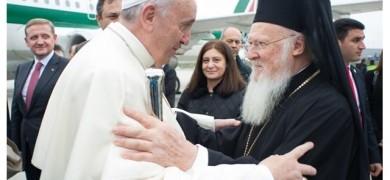 Pape François-Patriarche Bartholomée