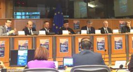 Le Patriarche du Liban au Parlement Européen : «Que les guerres s'arrêtent!»
