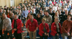 WE prépa JMJ – plus de 280 jeunes en route !