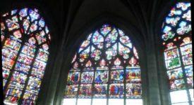 Le vitrail : éclats de lumière et de vie – pèlerinage en Champagne-Ardenne