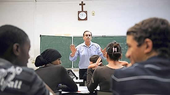 Ecole catho islam