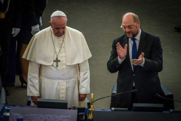Le pape François recevra cette semaine le Prix Charlemagne 2016