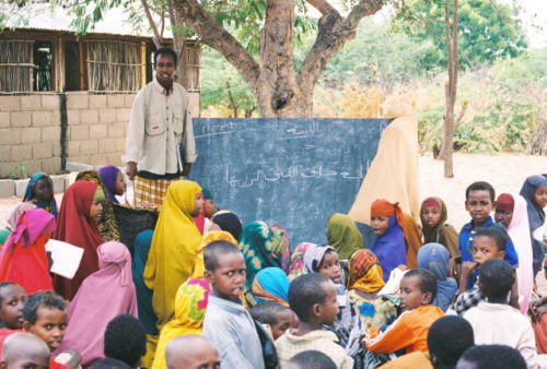 Somali_school_in_Dadaab,_Kenya_refugee_camp