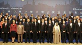 Sommet humanitaire : le pape appelle à changer nos modes de vie