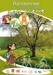 randonnee sainte Julienne