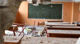 Quatre écoles ou hôpitaux attaqués chaque jour