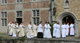 L'archidiocèse de Malines-Bruxelles n'accueillera plus la Fraternité des Saints Apôtres