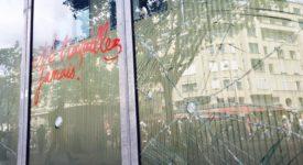 Manifestations à Paris : l'hôpital des enfants malades a été dégradé