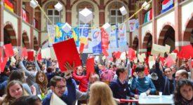J.M.J. 2016 : Les Belges prêts pour partir à Cracovie
