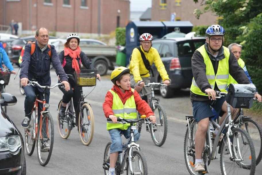 Messe à vélo 2015 2 - en route