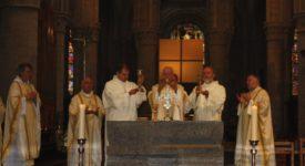 Archevêché : Joie et célébration familiale