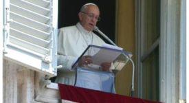 Pape François : «Saints Pierre et Paul frappent à notre porte»