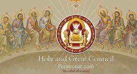 Le concile panorthodoxe a débuté ses travaux