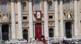 Deux nouveaux saints pour l'Eglise universelle