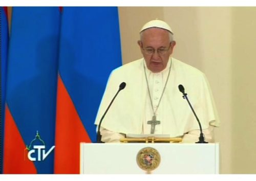 pape_arménie