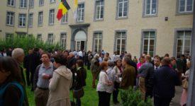Namur : Une fête du studium version Belgique-Italie