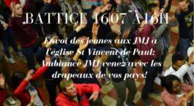 160716_DépartJMJ_Battice