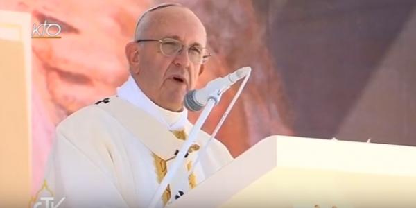 JMJ 2016: Deux millions de jeunes à la messe de clôture