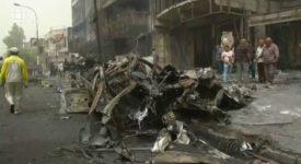 Attentat à Bagdad : le pape prie pour les victimes