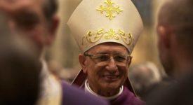 Le Nonce apostolique prend congé de Bruxelles