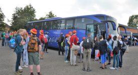 275 jeunes en route pour les JMJ à Cracovie