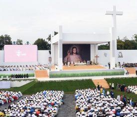 Messe ouverture JMJ