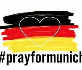 Pray for Munich