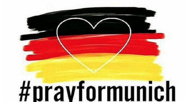 Pray for Munich