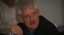 Pasteur Steven H. Fuite, président du synode de l'EPUB