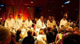 Taizé : Le pape encourage les jeunes rassemblés à Bâle