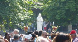 Une belle journée avec Marie au Sanctuaire de Banneux