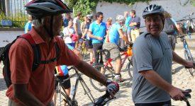 Un vélo pour vivre sa foi