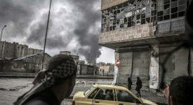 Desmilitaires syriens tués parun bombardement américain