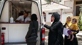 Aux côtés des réfugiés syriens