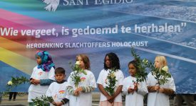 Marche commémorative de la Shoah: «La haine ne rend pas libre»