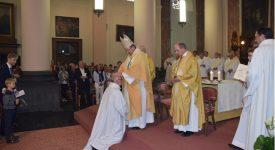 Un nouveau diacre permanent dans le diocèse de Tournai