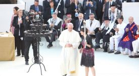 Les personnalités religieuses belges revigorées dans l'esprit d'Assise