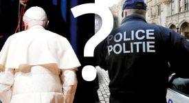 Devenir pape ou policier ? La chronique de Luc Aerens