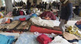Un centre d'hébergement pour les migrants sera ouvert à Paris