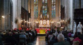 Echo sur la messe de Saint-Lambert au diocèse de Liège