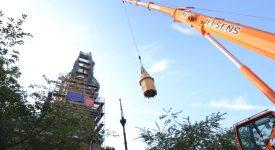 L'heure des travaux a sonné pour l'Eglise Saint-Hilaire et son clocher