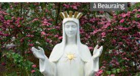 Un recueil à la gloire de Marie, Vierge de Beauraing